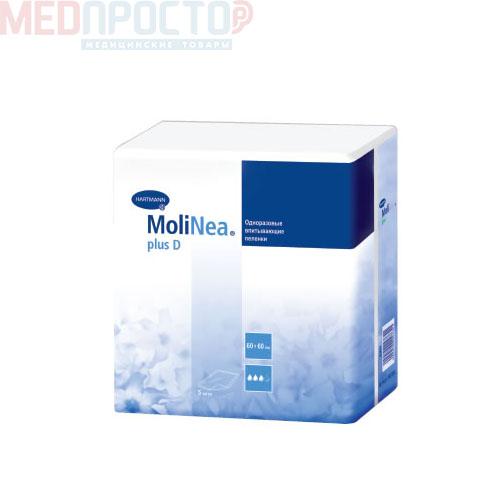 d601a4e29da4 Впитывающие пеленки Molinea plus D 60х90 см, 5 шт - Купить